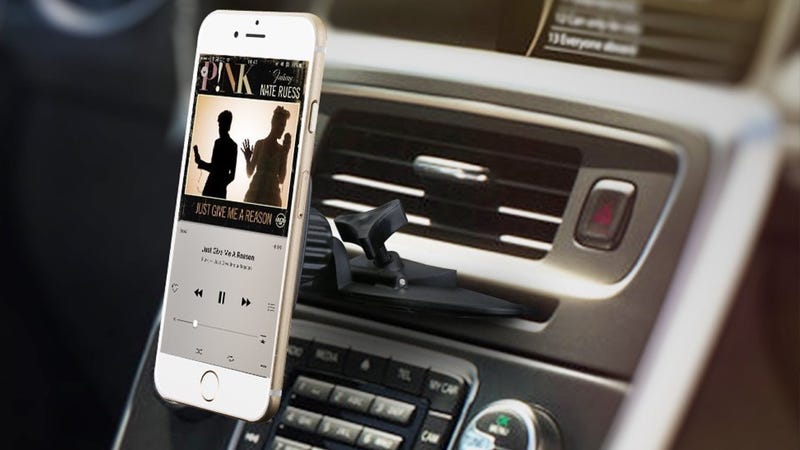 Mpow 360 Magnetic CD Slot Mount, $10 with code WGYOFHKJ