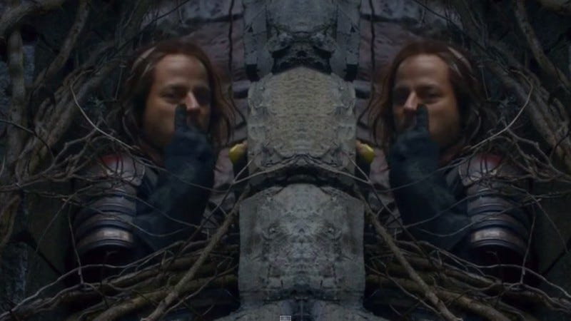 """Illustration for article titled Game Of Thrones + Unbreakable Kimmy Schmidt = """"Jaqen H'ghar"""" music video"""