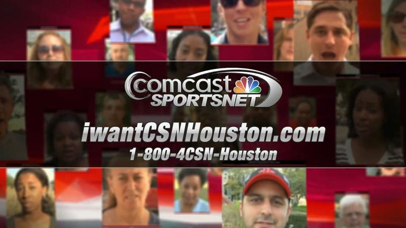 Illustration for article titled Astros, Rockets Suing Comcast Over Failed CSN Houston Network