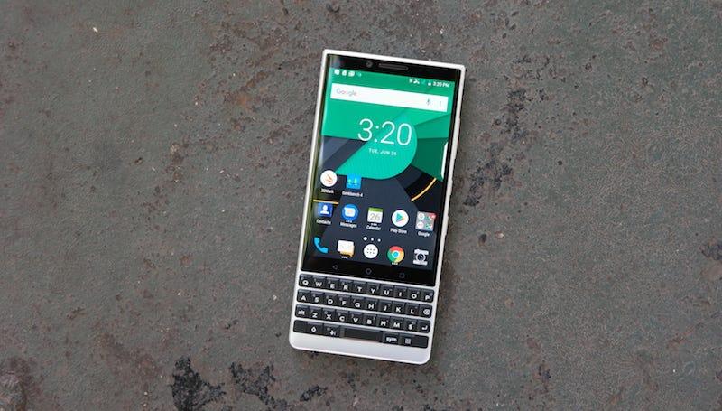 El BlackBerry no ha muerto.