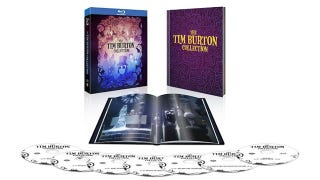 Illustration for article titled The Tim Burton Collection, Attack On Titan Part 2, and More Deals