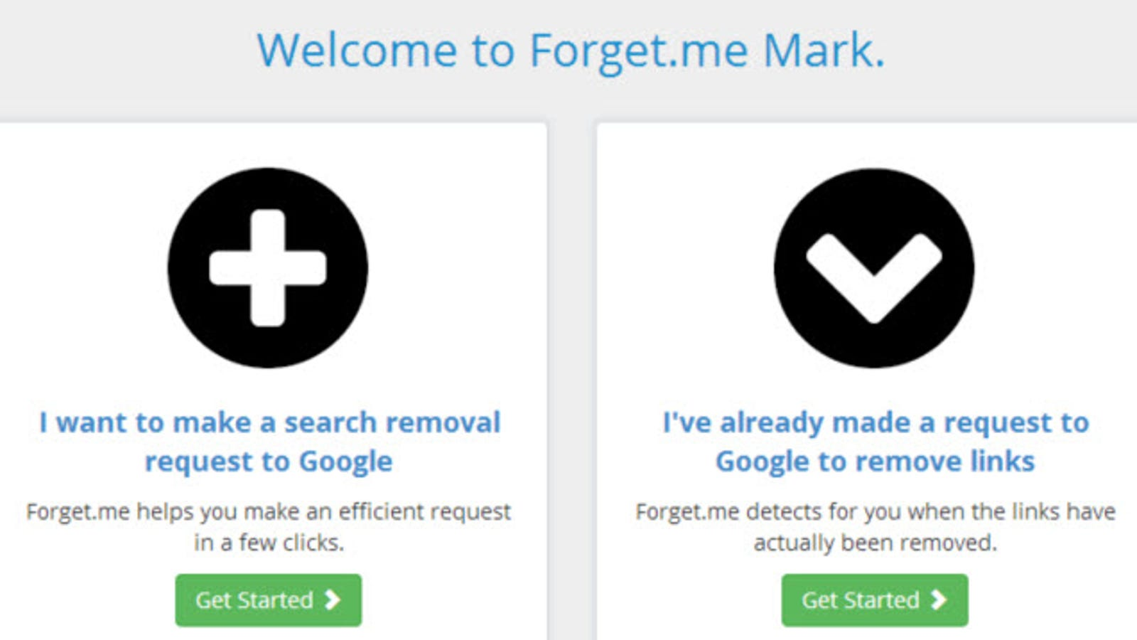 how to remove search results from google