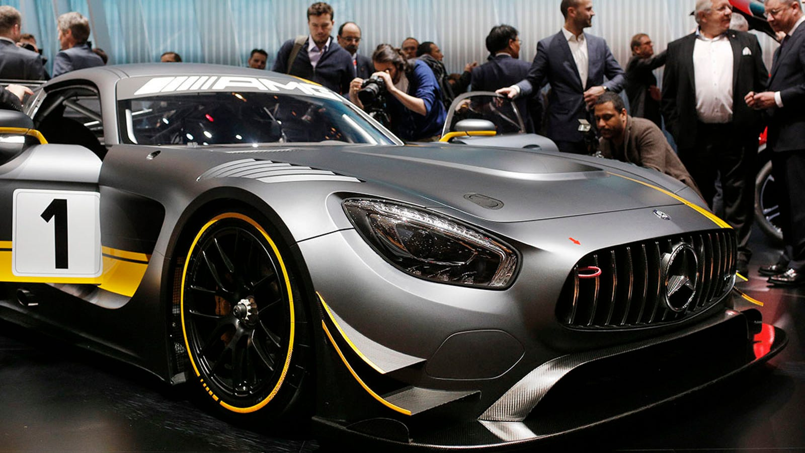 Los coches más impresionantes del Salón del Automóvil de Ginebra