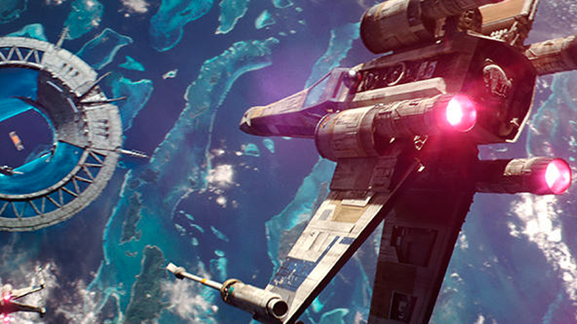 why can t the empire design things without one very obvious exploitable flaw
