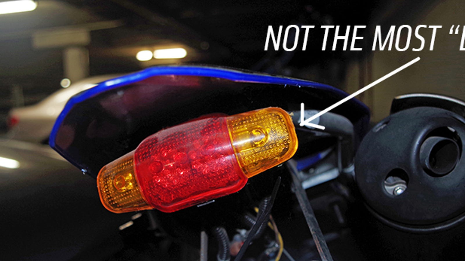 Essential Tips For Doing Your Generally Terrible Custom Motorcycle Yamaha Wr250r Wiring Diagram Lighting The Right Way