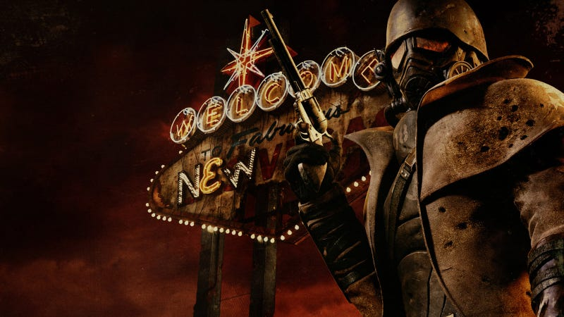 Illustration for article titled Guy Beats Fallout: New Vegas Without Ever Healing