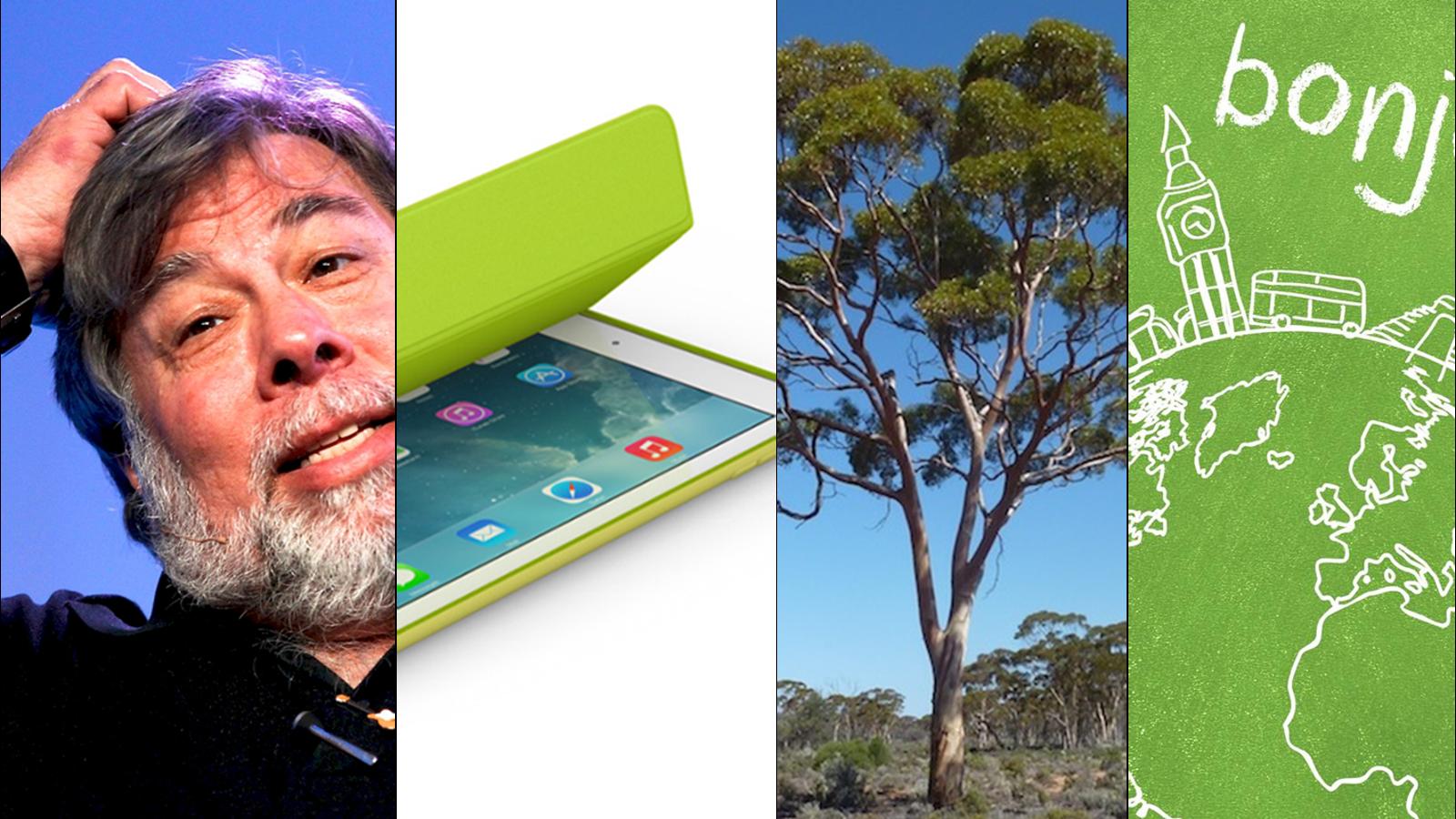 Nuevos iPad, Mavericks y árboles de oro, las historias de la semana