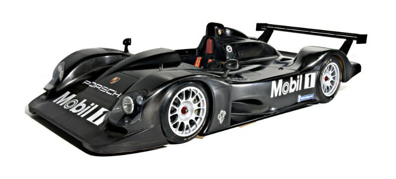Here's Porsche's Secret Le Mans Car 16 Years After It Was Hidden From The World