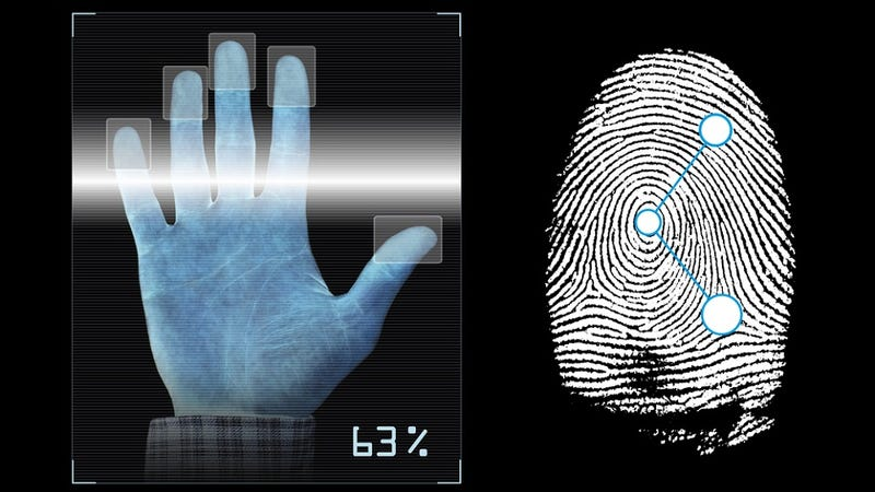 Your Fingerprint At The Scene Of A Crime Doesn T Prove