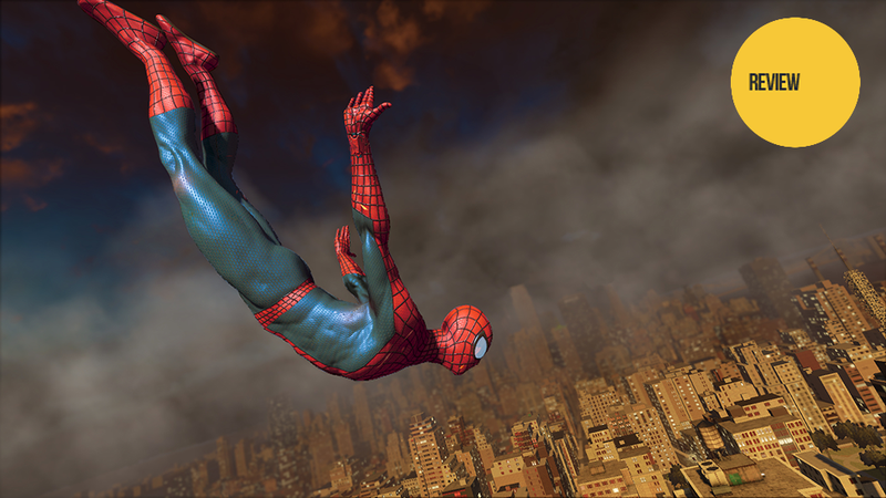 Illustration for article titled The Amazing Spider-Man 2: The Kotaku Review
