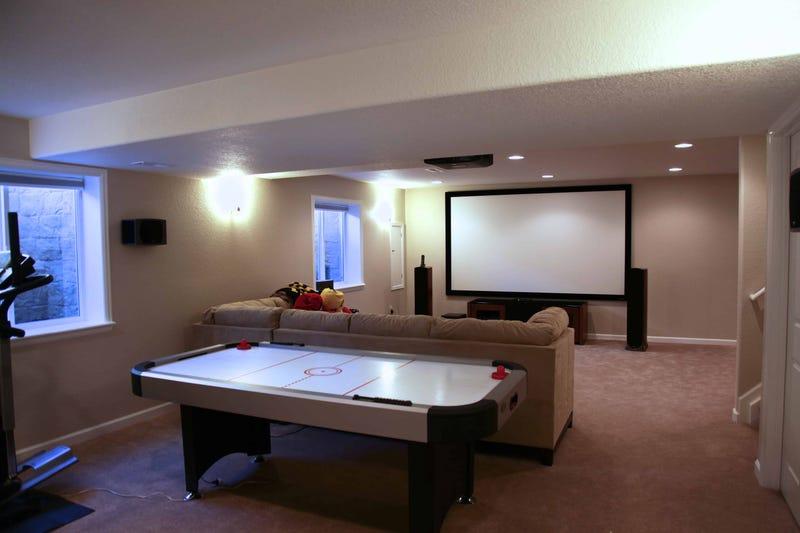Illustration for article titled Home Improvement Tips & Benefits Of Basement Finishing