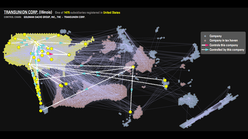 Illustration for article titled Check Out These Totally Not Shocking Maps of Corporate Tax Avoidance