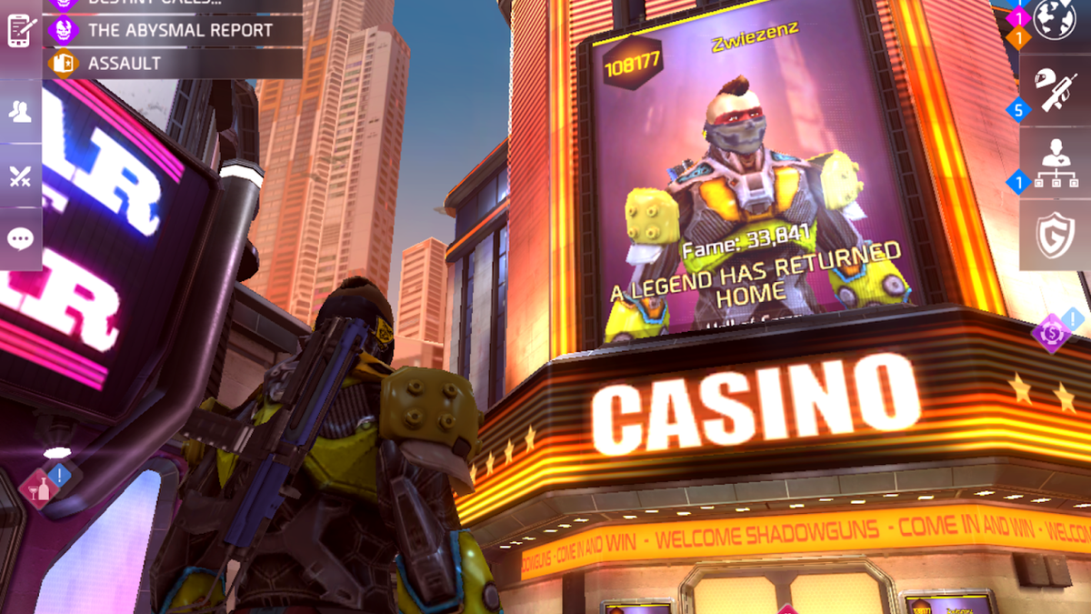 shadowgun legends matchmaking dating about yourself examples