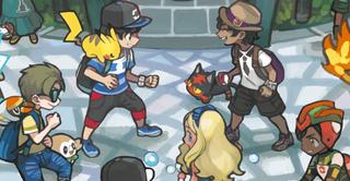 pokémon sun and moon have an incredible elite four rematch battle
