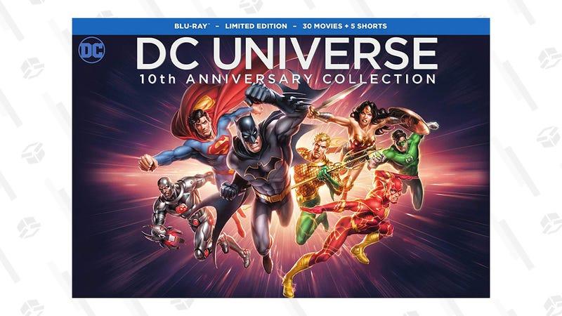 DC Universe: 10th Anniversary Collection | $99 | Amazon