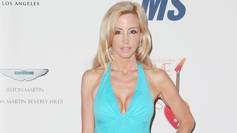 Illustration for article titled Camille Grammer Says She Was Abused After Recent Hospital Visit