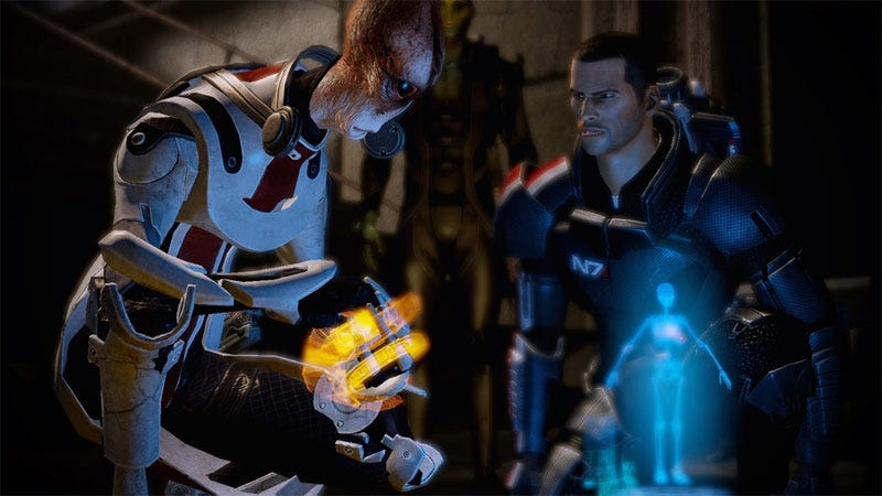 Illustration for article titled BioWare: There Will Be More Mass Effect After Trilogy Ends