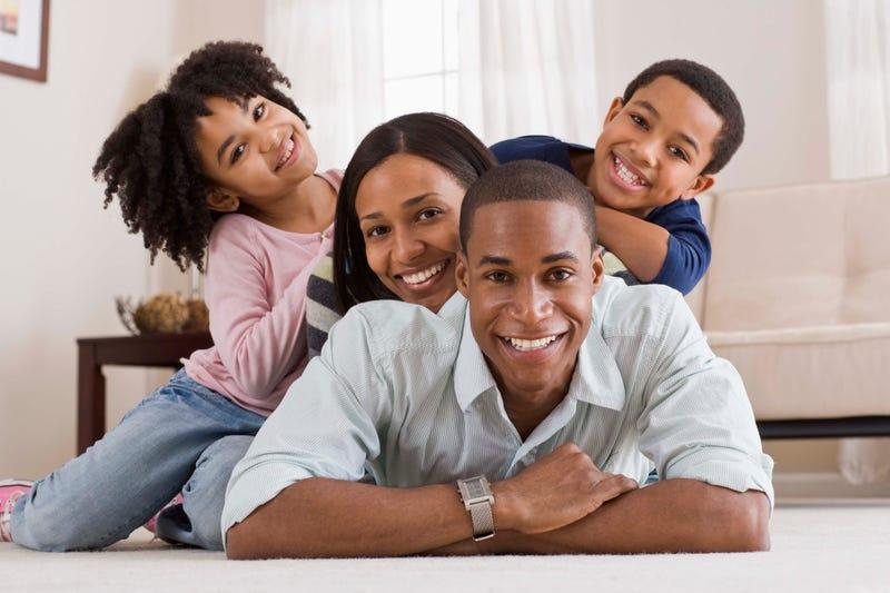 Resultado de imagen para imagenes de familias negras