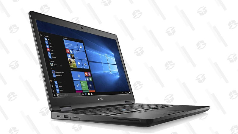Refurbished Dell Precision 3520 Mobile Workstation | $900 | Amazon