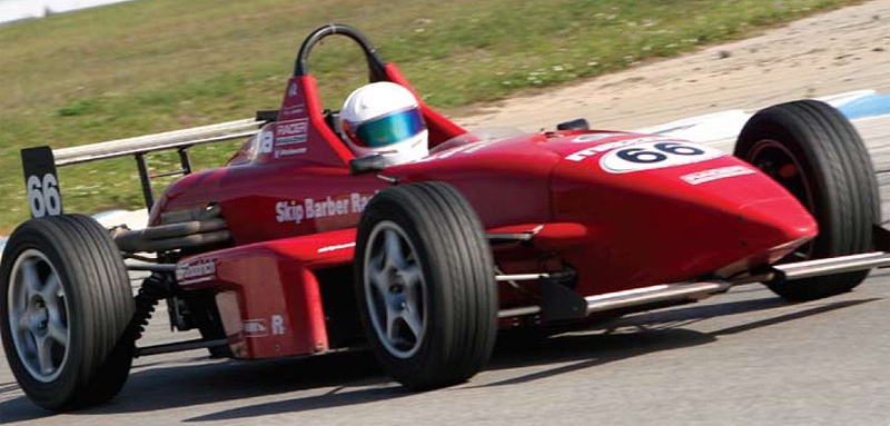 Illustration for article titled Skip Barber Racing School