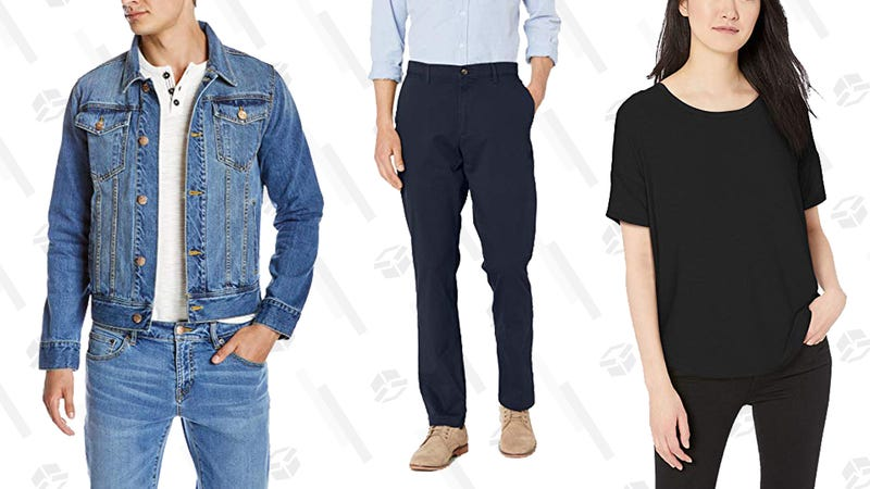 Up to 50% Off Men's and Women's Fashion From Amazon Brands | Amazon