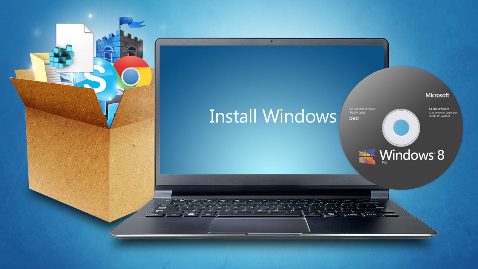 How to Do a Clean Install of Windows Without Losing Your