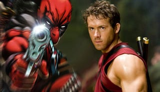 Illustration for article titled Ryan REynolds about the current state of the Deadpool script.