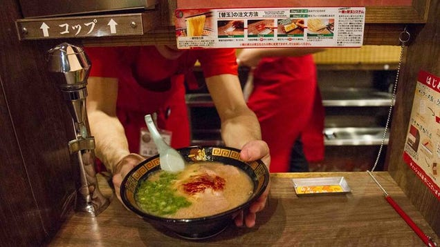 How to Eat Ramen in Japan
