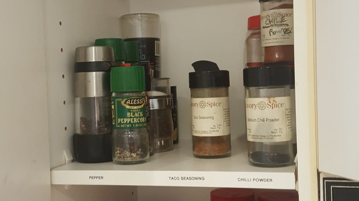 How to finally organize your spices like an expert