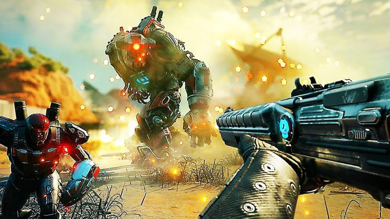 Illustration for article titled Tips For Playing 'Rage 2'