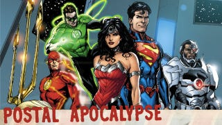 Illustration for article titled ​Is DC About To Undo The New 52 Comics Universe?!
