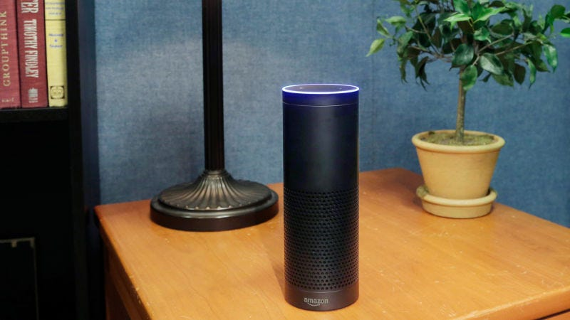 Illustration for article titled Report: Google Is Secretly Working on an Amazon Echo Competitor