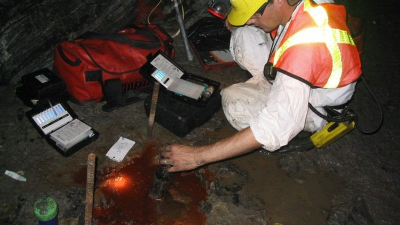 World's oldest water found in Ontario base metal mine