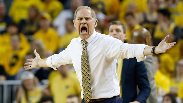 Is Michigan The Team To Finally Spit In God's Face By Beating Loyola?