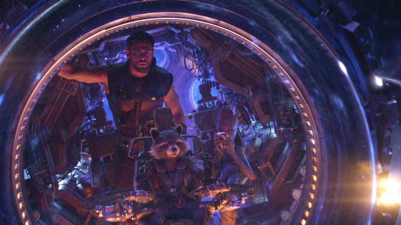 Thor with Rocket and Groot? Avengers: Infinity War has a lot of moving parts.