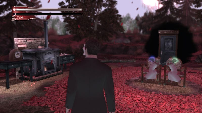 Illustration for article titled Deadly Premonition On PC Looks Like Complete S**t (But There's A Fix)