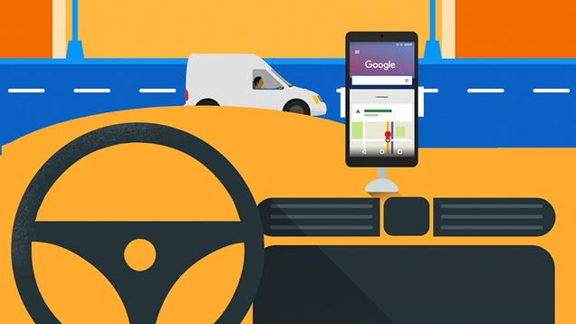 These Simple Tricks Make Your Phone Safer to Drive With