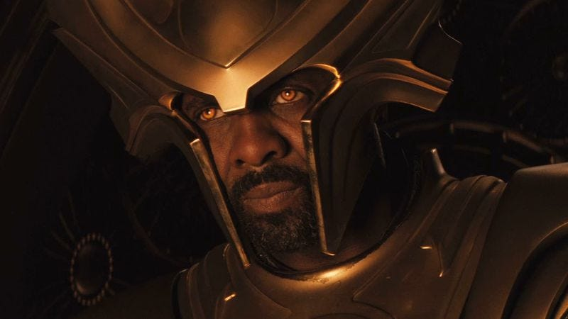 "Illustration for article titled ""Heimdall can't be black!"" 14 casting decisions that sparked outrage"
