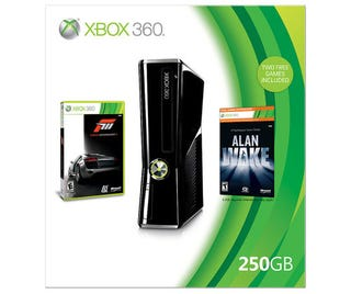 Illustration for article titled New Xbox 360 Bundle Includes Forza 3 and Alan Wake