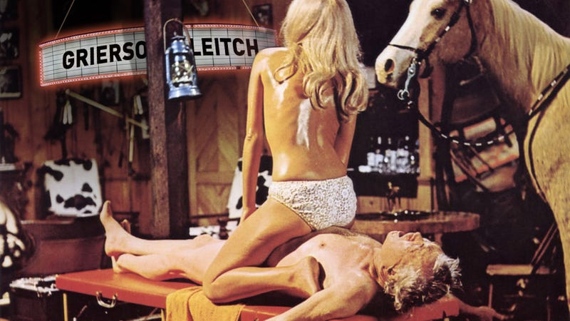 Illustration for article titled Gore Vidal's Myra Breckinridge Became One Of The Weirdest Movies Ever Made