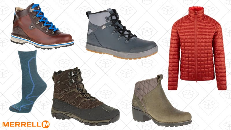 Up to 30% off select styles | Merrell
