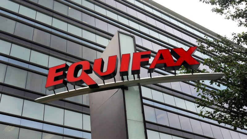Illustration for article titled Ex-Equifax Executive Charged With Insider Trading Linked to 2017 Data Breach