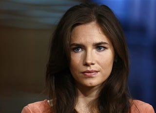 Illustration for article titled Amanda Knox found guilty in Italian Re-trial