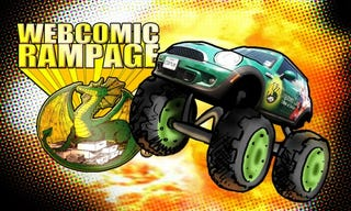Illustration for article titled Webcomic Rampage