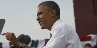 President Barack Obama (Dennis Brack-Pool/Getty Images)