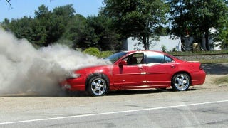Image result for car smoking