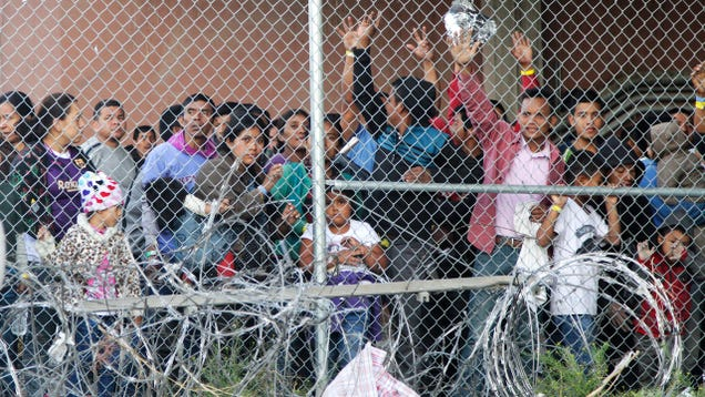 Homeland Security to Start DNA Testing Asylum Seekers as It Tries to Back Up  Fake Families  Scare Tactic
