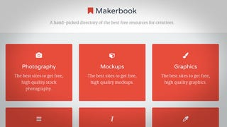 Illustration for article titled Makerbook Is a Huge Collection of Free Resources for Creative Projects