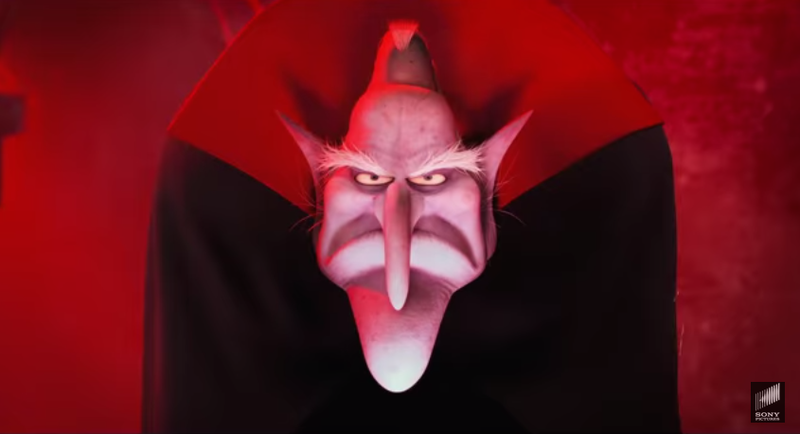 Illustration for article titled Mel Brooks Is Dracula's Grumpy Dad In Goofy Hotel Transylvania 2 Trailer