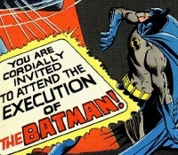 Illustration for article titled Is Batman Going to Die?